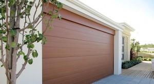 Rollamatic garage doors Fineline