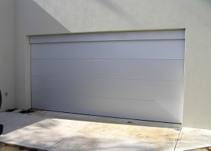 Rollamatic garage doors Flatline